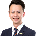 Fendy Lee real estate agent of Huttons Asia Pte Ltd
