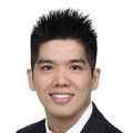 Jared Liu real estate agent of Huttons Asia Pte Ltd