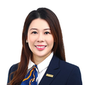 Geraldine Huang real estate agent of Huttons Asia Pte Ltd