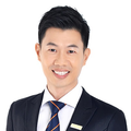Justin Ng real estate agent of Huttons Asia Pte Ltd
