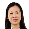 May Chong real estate agent of Huttons Asia Pte Ltd
