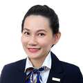 Mint Loh real estate agent of Huttons Asia Pte Ltd