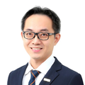 Herry Yoo real estate agent of Huttons Asia Pte Ltd