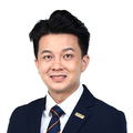 Alvin Ong real estate agent of Huttons Asia Pte Ltd