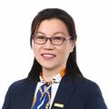 Amii Tsai real estate agent of Huttons Asia Pte Ltd