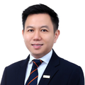 Jack Pang real estate agent of Huttons Asia Pte Ltd