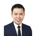 Sindric Goh real estate agent of Huttons Asia Pte Ltd