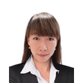 Gillian Lim real estate agent of Huttons Asia Pte Ltd
