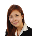 Ivory Lin real estate agent of Huttons Asia Pte Ltd