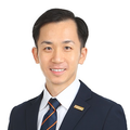 Jim Li real estate agent of Huttons Asia Pte Ltd