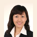 Vivian Loke real estate agent of Huttons Asia Pte Ltd