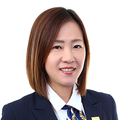 Maxine See real estate agent of Huttons Asia Pte Ltd