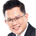 Trevor Soon real estate agent of Huttons Asia Pte Ltd
