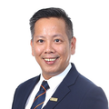 Desmond Lim real estate agent of Huttons Asia Pte Ltd