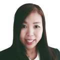Angela Cheng real estate agent of Huttons Asia Pte Ltd