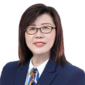 Sandra Yap real estate agent of Huttons Asia Pte Ltd