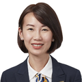 Amber Oh real estate agent of Huttons Asia Pte Ltd