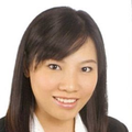 Caren Chua real estate agent of Huttons Asia Pte Ltd
