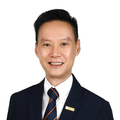 Mac Ong real estate agent of Huttons Asia Pte Ltd