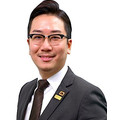Max Wong real estate agent of Huttons Asia Pte Ltd