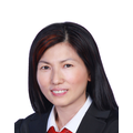 Jean Ng real estate agent of Huttons Asia Pte Ltd