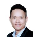 Clarence Liau real estate agent of Huttons Asia Pte Ltd
