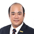 Roy Low real estate agent of Huttons Asia Pte Ltd
