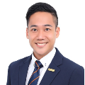 Reagan He real estate agent of Huttons Asia Pte Ltd