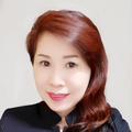 Cindy Tam real estate agent of Huttons Asia Pte Ltd