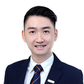 Sean Tan real estate agent of Huttons Asia Pte Ltd