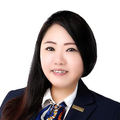 Candice Tan real estate agent of Huttons Asia Pte Ltd