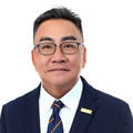 Jimmy Tan real estate agent of Huttons Asia Pte Ltd
