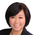 Mei Chung real estate agent of Huttons Asia Pte Ltd