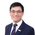 Henry Guo real estate agent of Huttons Asia Pte Ltd