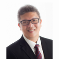 Keith Wong real estate agent of Huttons Asia Pte Ltd