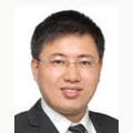 John Lin real estate agent of Huttons Asia Pte Ltd