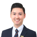 Ryan Chng real estate agent of Huttons Asia Pte Ltd