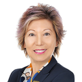 Allyson Lim real estate agent of Huttons Asia Pte Ltd