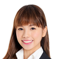 Shirley Liu real estate agent of Huttons Asia Pte Ltd