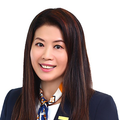 Joanne Cheng real estate agent of Huttons Asia Pte Ltd
