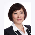 Christina Lee real estate agent of Huttons Asia Pte Ltd