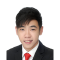 Caleb Sum real estate agent of Huttons Asia Pte Ltd