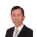 Ah Beng Teo  real estate agent of Huttons Asia Pte Ltd