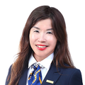 Lina Ong real estate agent of Huttons Asia Pte Ltd