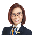 Ivy Ng real estate agent of Huttons Asia Pte Ltd