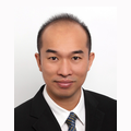 Samuel Chau real estate agent of Huttons Asia Pte Ltd