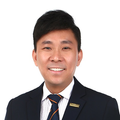 Jerome Sng real estate agent of Huttons Asia Pte Ltd