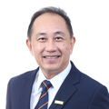 Donald Gan real estate agent of Huttons Asia Pte Ltd