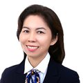 Hyda Choy real estate agent of Huttons Asia Pte Ltd