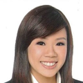 Ferrine Ng real estate agent of Huttons Asia Pte Ltd